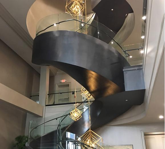 Markor Art Center Staircase