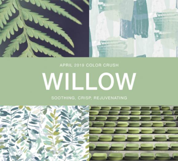 Color Crush Willow Stacy Garcia