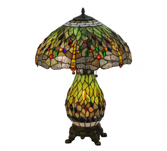 Meyda Tiffany dragonfly lamp