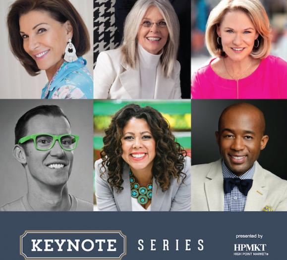 High Point Market Fall 2019 Keynote Series