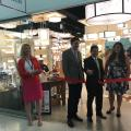 Justice Design Group ribbon cutting