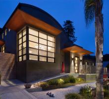 outdoor lighting ideas house facade