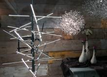 Randall Whitehead, the Lighting Doctor, chandeliers and pendants
