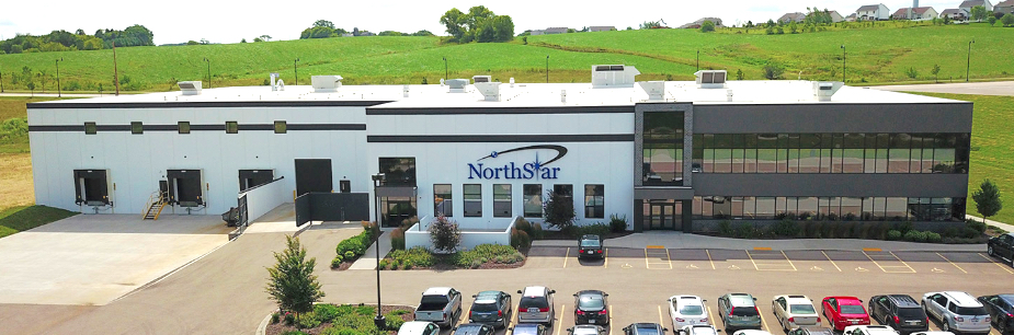 NorthStar Medical Radioisotopes production facility in Beloit, Wisconsin.