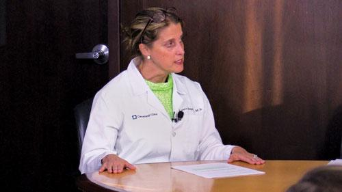 Cleveland Clinic, stereotactic procedures