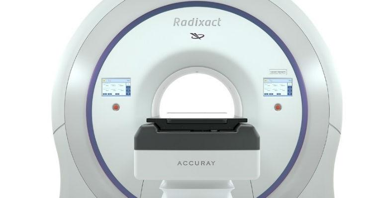 Accuray Launches Synchrony Motion Tracking and Correction Technology for Radixact System
