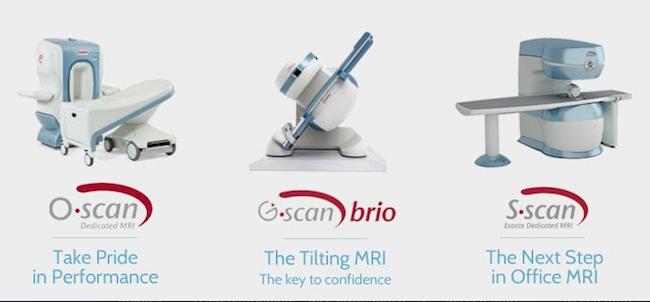 Esaote, Evolution'15, MRI, ECR 2015, G-scan Brio, orthopedic imaging