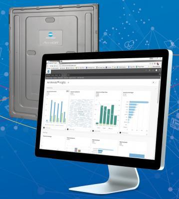 Konica Minolta Provides New Insights with AeroRemote Insights