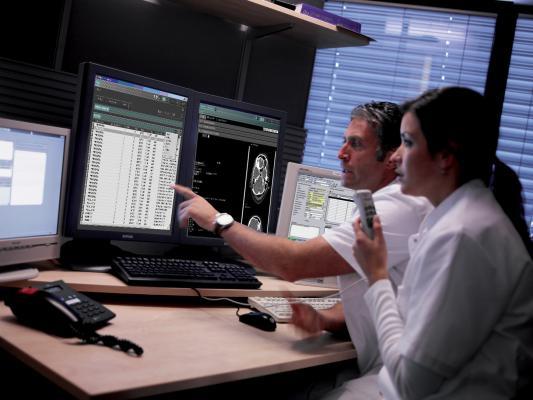 RedRick Technologies, ergonomics, radiology reading room, RSIs