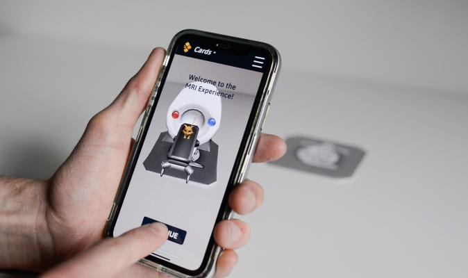 Ann Arbor Startup Launches Augmented Reality MRI Simulator