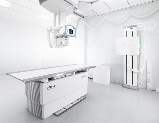 Agfa Healthcare, new three-year contract, Premier Inc., digital radiography, DR solutions
