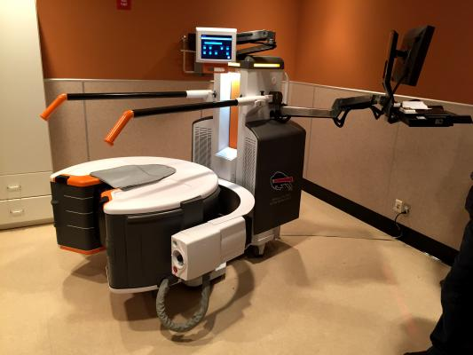Carestream, cone beam computed tomography, CBCT, RSNA 2015, clinical studies, UBMD Orthopaedics & Sports Medicine