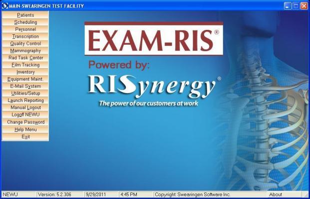 CoActiv Medical, Exam-RIS, Exam-PACS, Exam-Browser