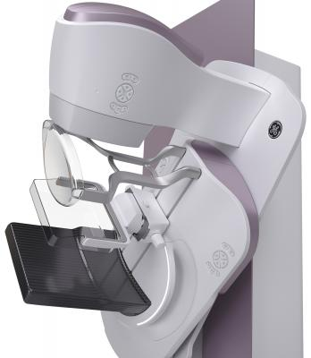 FDA Clears Senographe Pristina Mammography System With Patient-Assisted Compression
