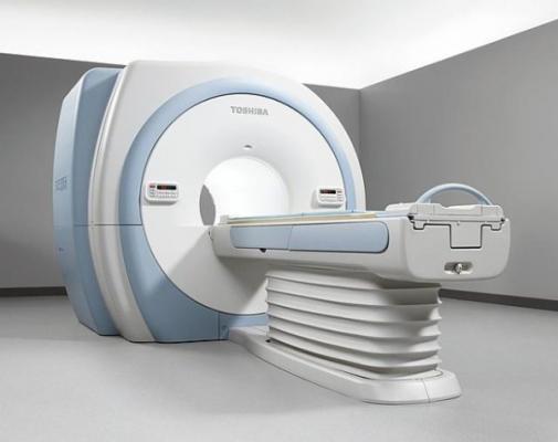 Vantage titan 3T MRI