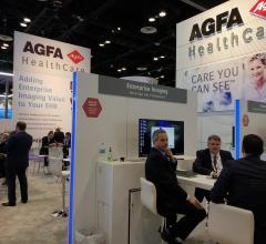 Agfa HealthCare promotes enterprise imaging at HIMSS19