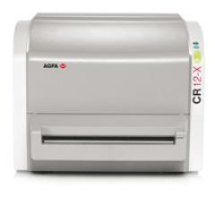 CR 12-X, Agfa, digital radiography systems, digital radiography