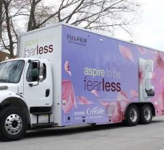 Fujifilm Announces Nationwide Breast Health Campaign With Mobile Mammography Coach