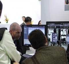 Infinitt North America, RSNA 2015, medical imaging, Infinitt PACS, CT Lung, workflow, reporting