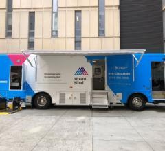 Mount Sinai's Digital 3-D Mammography Van Rolls Into New York City