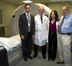 Toshiba Aquilon One Vision CT North Shore University Hospital CT System