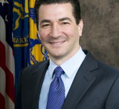 FDA Commissioner Scott Gottlieb Announces Resignation