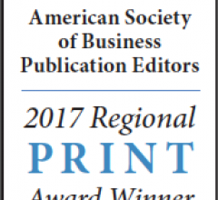 Imaging Technology News Wins Two 2017 Azbee Bronze Regional Awards for Editorial Excellence