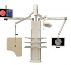CompView Introduces U-Series NuBOOM Mounts at RSNA 2014