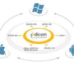 Dicom Systems, DCMSYS Interface WebBridge, RSNA 2014, enterprise imaging