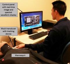 duplex ultrasound, training simulator, University of Washington, mannequin