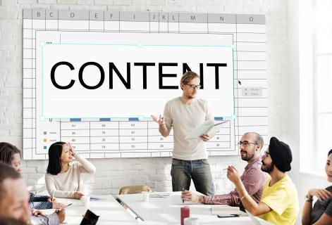 Content thought leadership