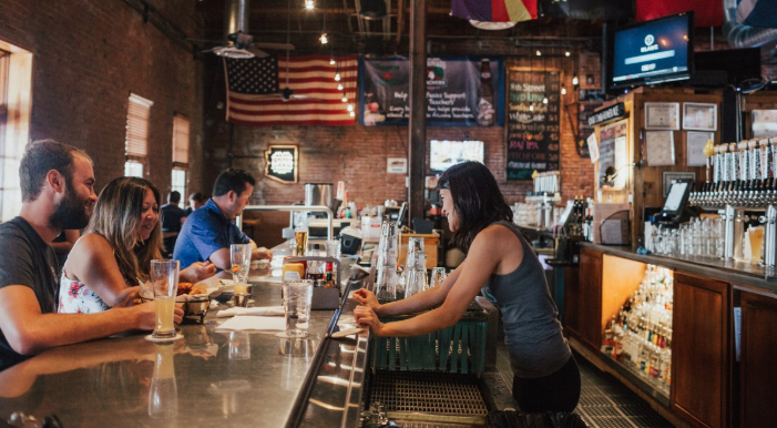 An editor walks into a bar and ponders future opportunities for home builders