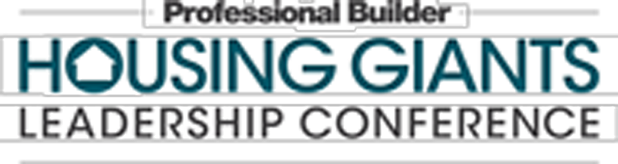 Professional Builder Housing Giants Leadership Conference logo