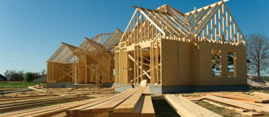 New home framing_construction_Flickr user_Scott Lewis CC by 2.0