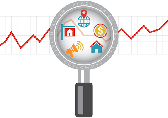 elements in the Marketing Circle_home builder marketing_market research