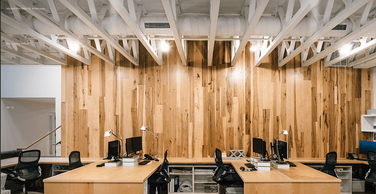 Micharl Hsu Office of Architecture on Life of an Architect Podcast, episode 30