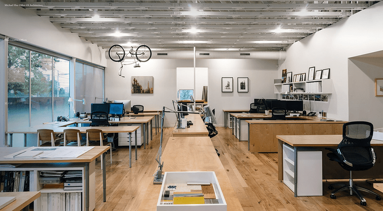 Micharl Hsu Office of Architecture on Life of an Architect Podcast, Ep. 30