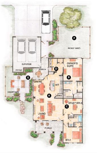 House review-Camelot-Larry Garnett-plan