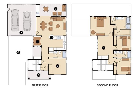 House review-starter home plan 1-Handlen-plan