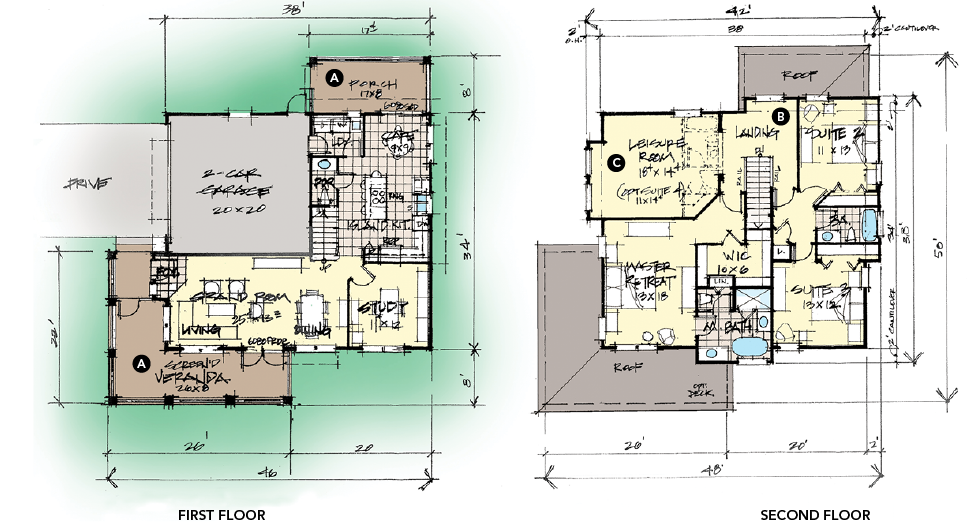 house review-Evans-Mayberry-plans