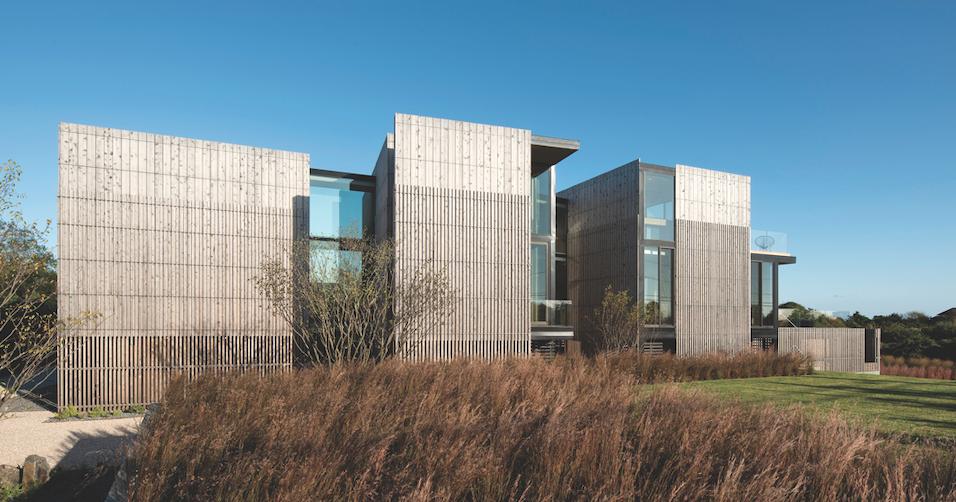 2019 Professional Builder Design Awards Gold Custom Home Kiht han exterior