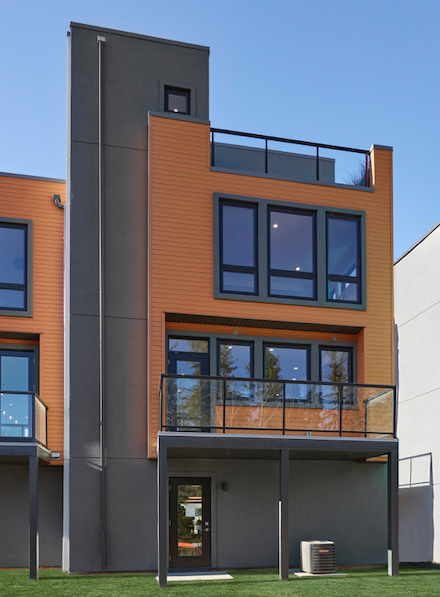 2019 Professional Design Awards Gold Infill exterior view