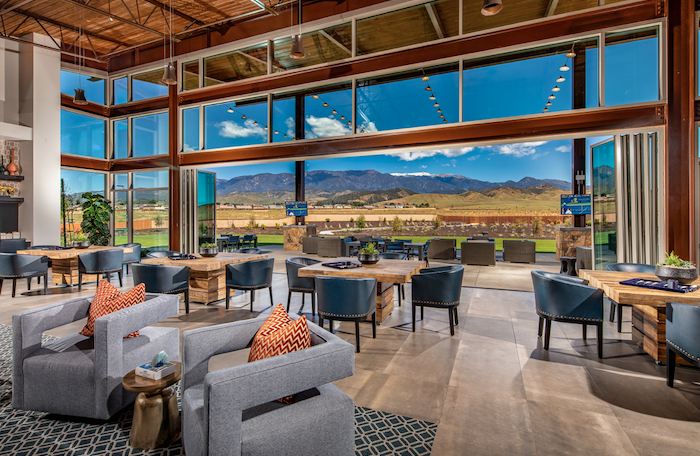 2019 Professional Builder Design Awards Gold New Community shared amenities
