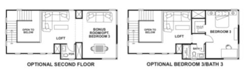 2019 Professional Builder Design Awards Gold New Community Altis model floor plan options