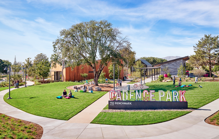 2019 Professional Builder Awards honorable mention new community Great Park entry