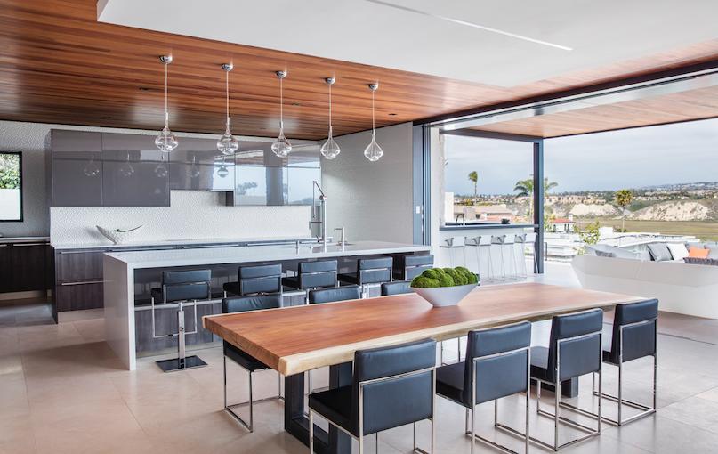 2019 Professional Builder Design Awards Silver Custom Home kitchen