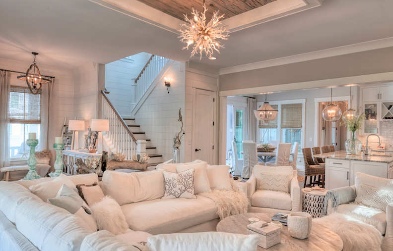 2019 Professional Builder Design Awards Silver single family over 3100 sf interior living space