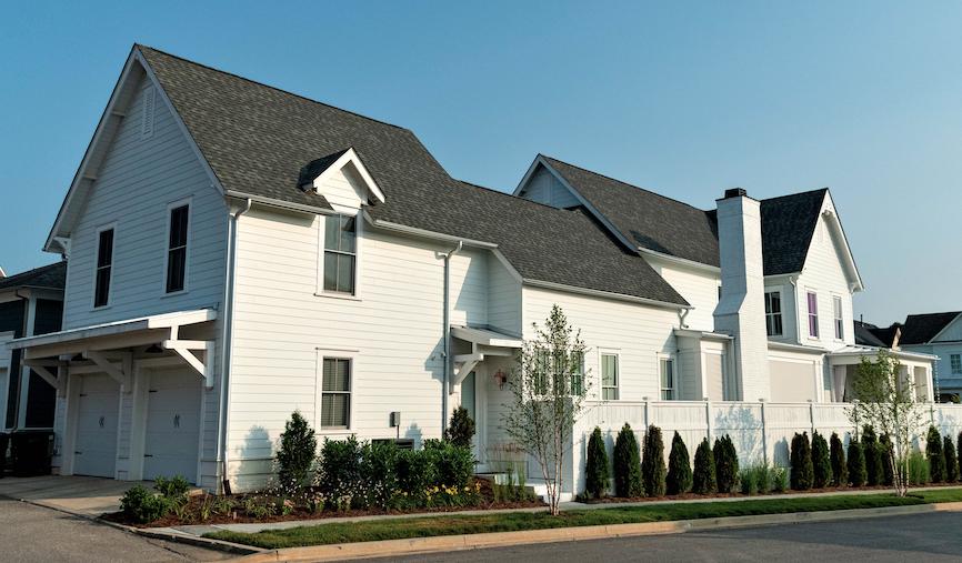 2019 Professional Builder Design Awards Silver single family over 3100 sf exterior