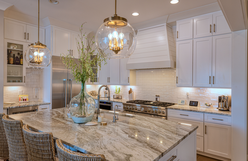 2019 Professional Builder Design Awards Silver single family over 3100 sf kitchen