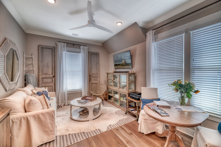 2019 Professional Builder Design Awards Silver single family over 3100 sf apartment living space